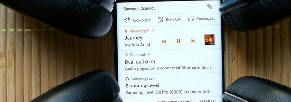 Method To Change The Audio Output On Android